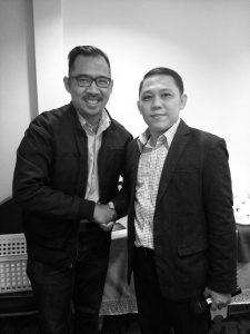 ..with mr Agus Wirajaya