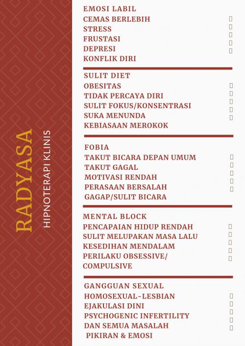 Red Asian Restaurant Price List